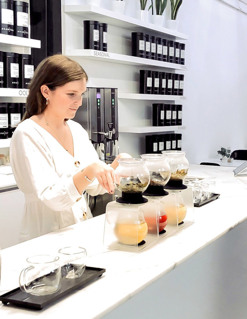 Meet your knowledgeable tea specialists
