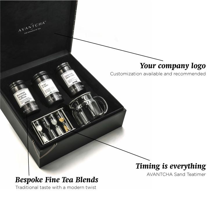 Bespoke luxury corporate gift boxes Dubai